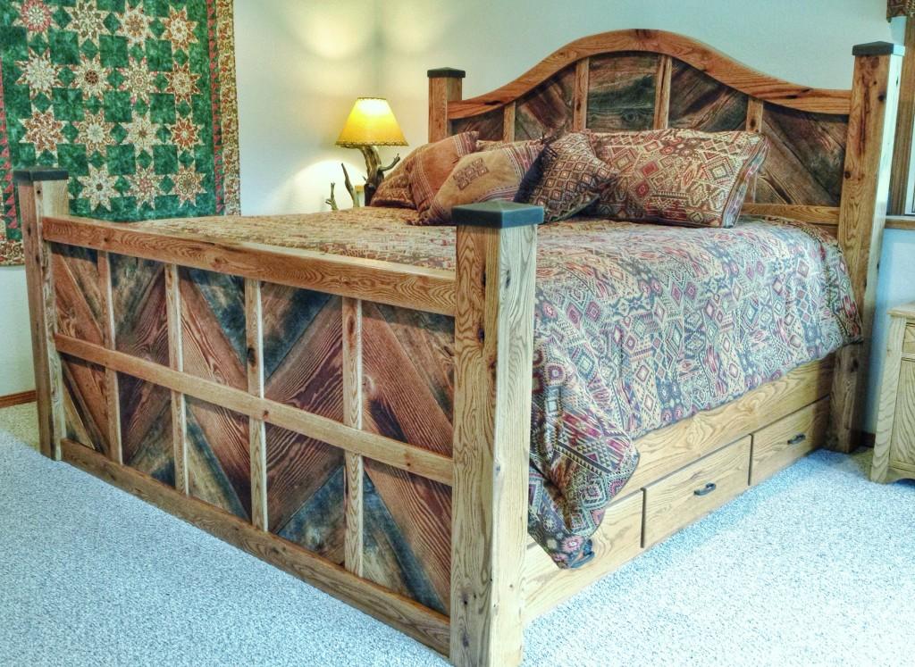 Bed Frame (angle)