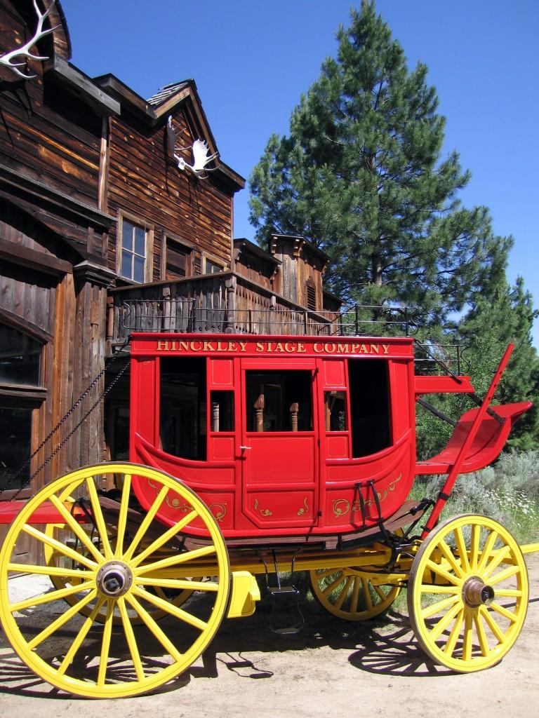 WS Stagecoach