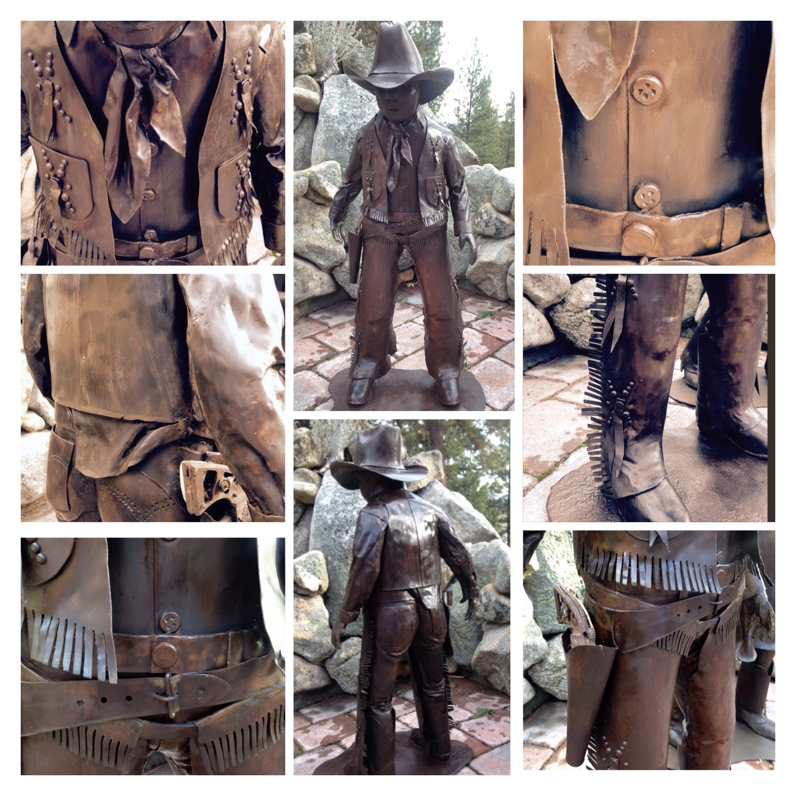Cowboy Detail